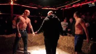 Bare Knuckle Boxing Prank