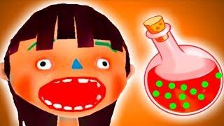 Игра про готовку Мультик игра для детей.Тока Китчен 2 #УШАСТИК KIDS