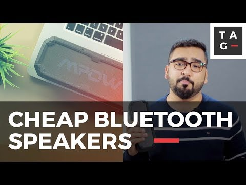 2018 Cheap Bluetooth Speakers with bass under RS 3000