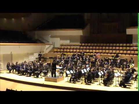 Greek Folk Song Suite - Franco Cesarini (BUM Riba-Roja del Turia)