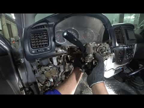 Стук под рулём, КАК ЛЕЧИТЬ??? ( Land Cruiser 105)