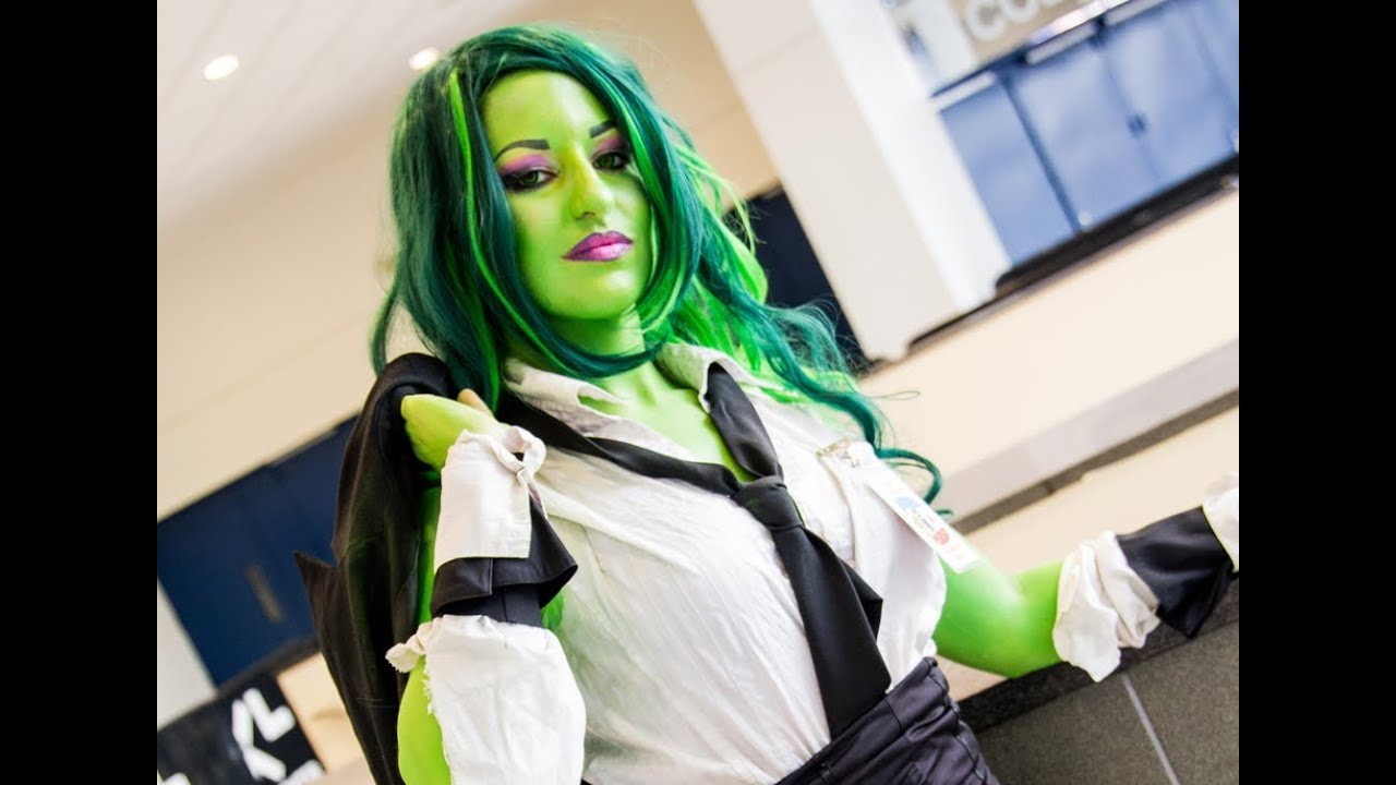 Know, how she hulk cosplay costume