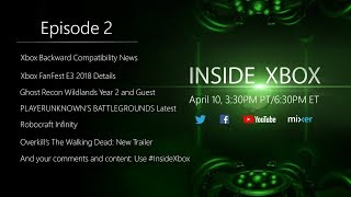 Inside Xbox Epsiode 2 Thoughts and Reactions! Xbox OG BC, Red Dead 4K, Fanfest and More!