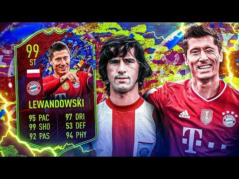 FIFA 21: Mr. REKORD BREAKER LEWANDOWSKI TOTS SQUAD BUILDER BATTLE 🔥🔥