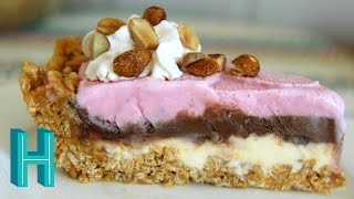 Ice Cream Pie |  Hilah Cooking