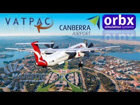 Vatpac Canberra Week Majestic Q400