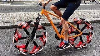 10 СRAZY BIKES YOU WON