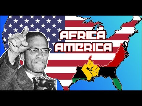 Thumbnail: What if Black America was an Independent Country? Alternate History of the United States