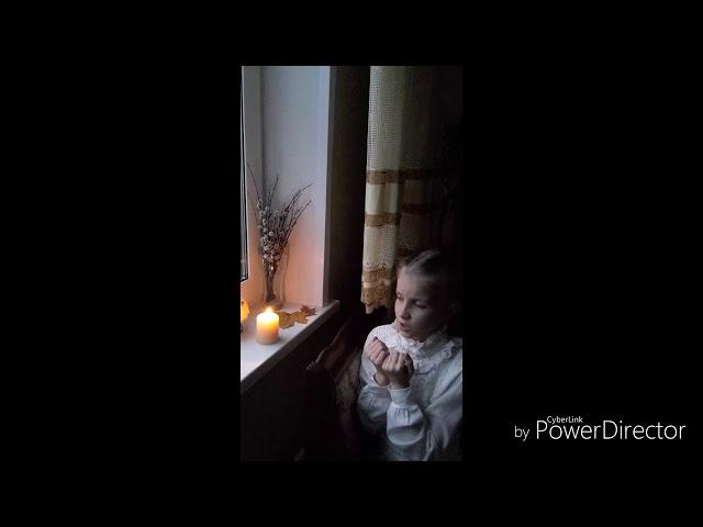 Изображение предпросмотра прочтения – АннаСергеева читает произведение «Вот опять окно» М.И.Цветаевой