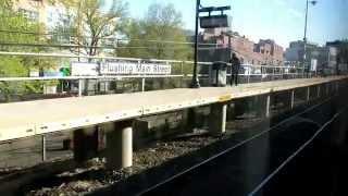 LIRR ride: NYC Penn Station - Port Washington (FULL)