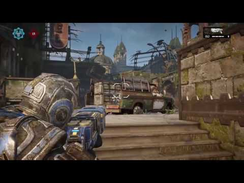 Gears of War 4 - All Weapons, Reload Animations and Sounds