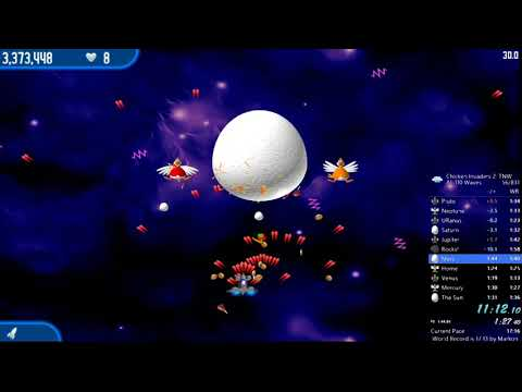 Chicken Invaders 2 in 17:22 |