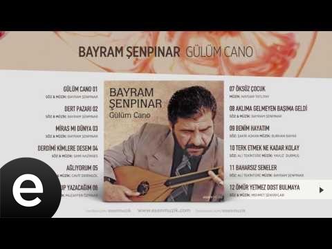 Ömür Yetmez Dost Bulmaya (Bayram Şenpınar) Official Audio #ömüryetmezdostbulmaya #bayramşenpınar