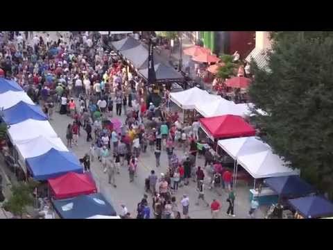 Thursdays on First & 3rd Summer Market and Music Festival