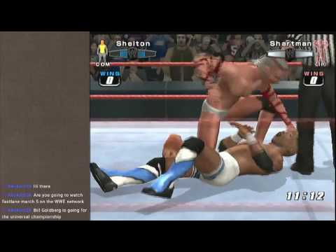 Wrestlemania road closed- Smackdown vs RAW 2006 (part 3) [Wrestling Wednesday]