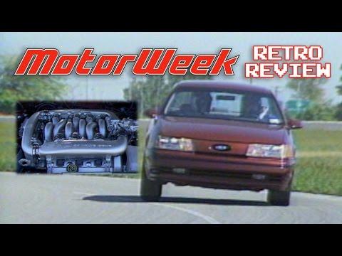 Retro Review: 1989 Ford Taurus SHO