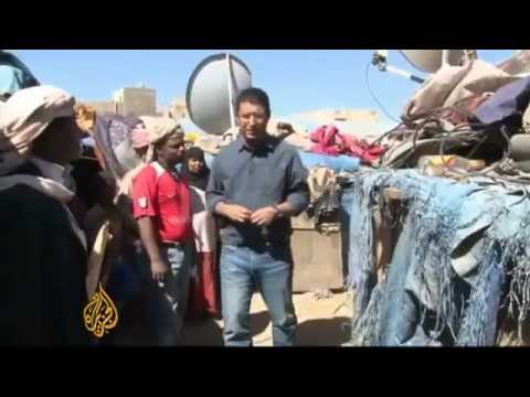 Blacks treated like trash in Islamic Yemen. Black Muslims live hard life because of racism