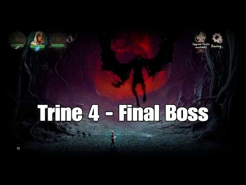 Trine 4: The Nightmare Prince - Final Boss Fight |
