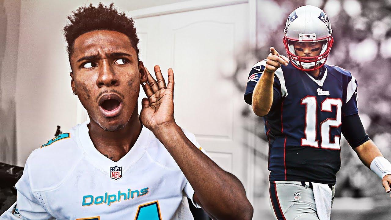 TOM BRADY SAID WHAT?! (Hilarious NFL Bad Lip Readings Reaction)