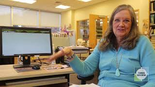 The Work We Do: Mary Lee Gaylor, Riverhead Free Library