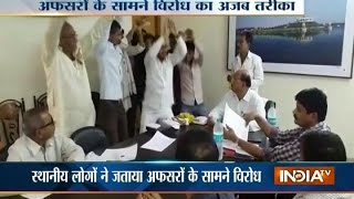 Watch Nagin Dance Performed by Locals Against PWD Officials