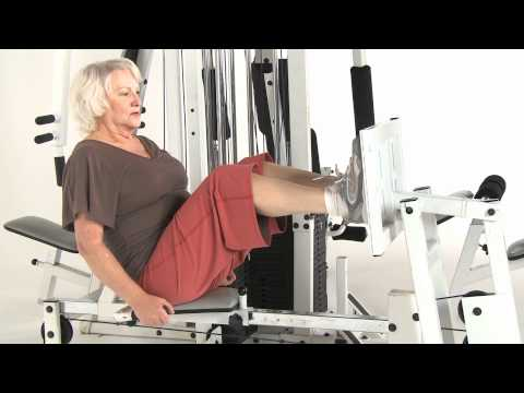 Exercise is Power: Resistance Training for Older Adults
