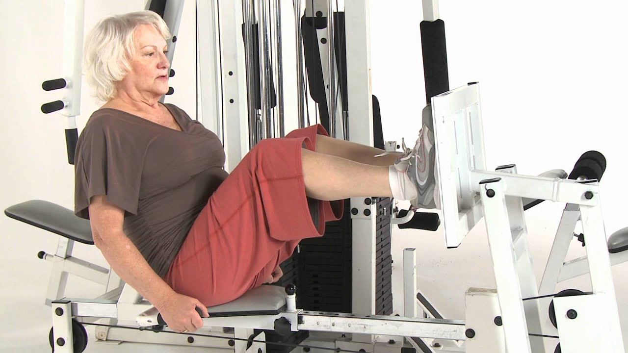 adult training Older strength