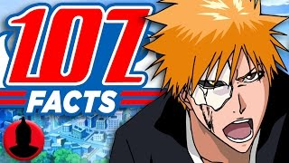 107 Bleach Facts YOU Should Know - (ToonedUp #117) @ChannelFred