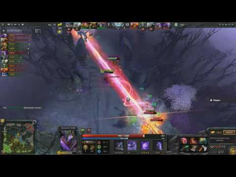OG vs NaVi - Game 2 - Dreamleague Season 5  - Finals - Highlights - dota 2