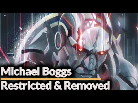 [Android: Netrunner] Michael Boggs - Restricted & Removed  // Bad Publicity