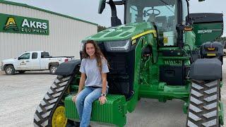 Laura's Brand New Favorite Tractor