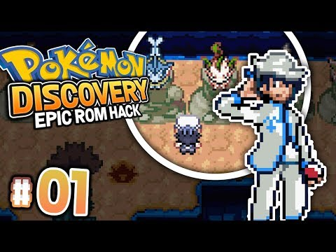 THE EPIC ROM HACK IS BACK!? - (Pokémon Discovery Rom Hack #01)