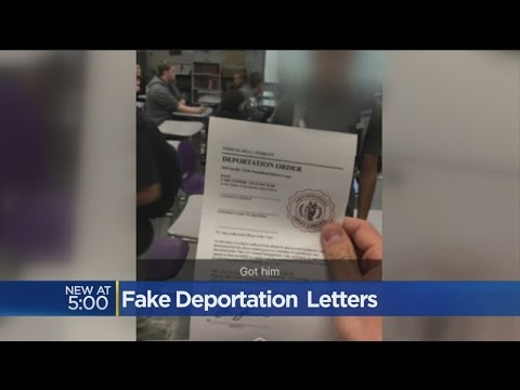 Fake Deportation Letters At Shasta High School Infuriate Parents, Students