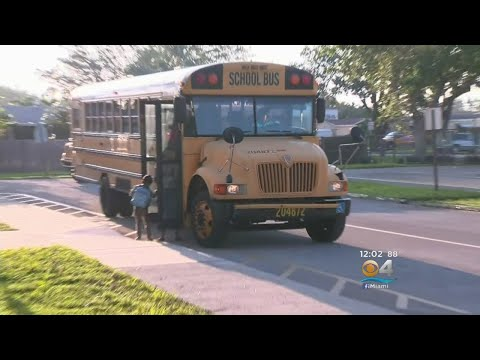 Miami-Dade, Broward Schools Open For First Time Since Irma