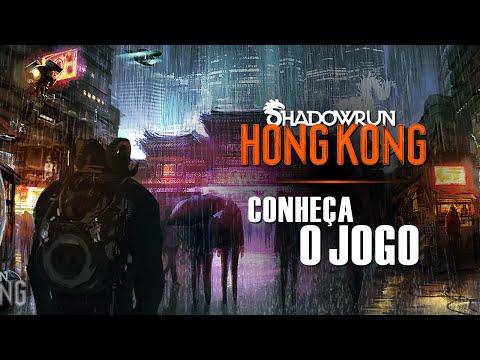 SHADOWRUN: HONG KONG - Conheça o Jogo (Gameplay 720p 60fps)