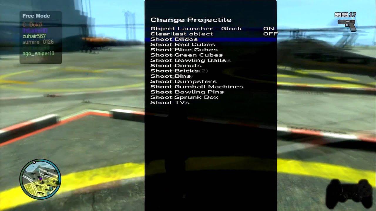 NEW GTA 4 IV MOD MENU DOWNLOAD TUTORIAL YouTube