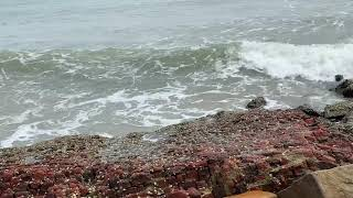 Sea waves - Bay of Bengal