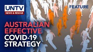 Australias effective strategy vs. COVID-19