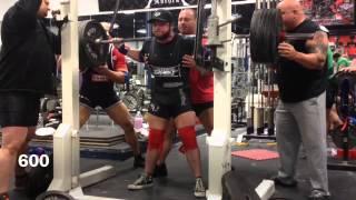 tom kallas squats 715