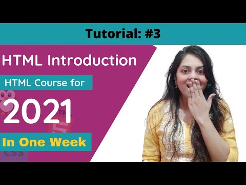 What Is HTML?   HTML In Detail   HTML Elements   Web Designing   Tutorials #3