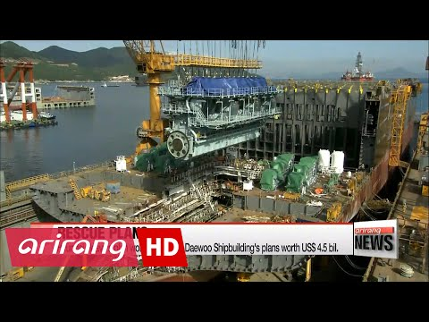 Korea's 'big three' shipbuilders finalize self-rescue plans amid lingering uncertainties