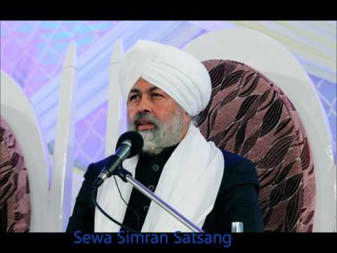 Nirankari Babaji's Beautiful Message on Sewa Simran Satsang