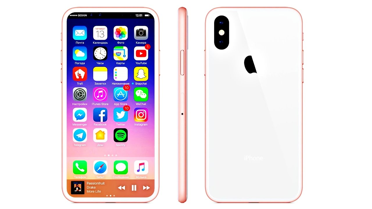 IPhone 8 REAL LOOK