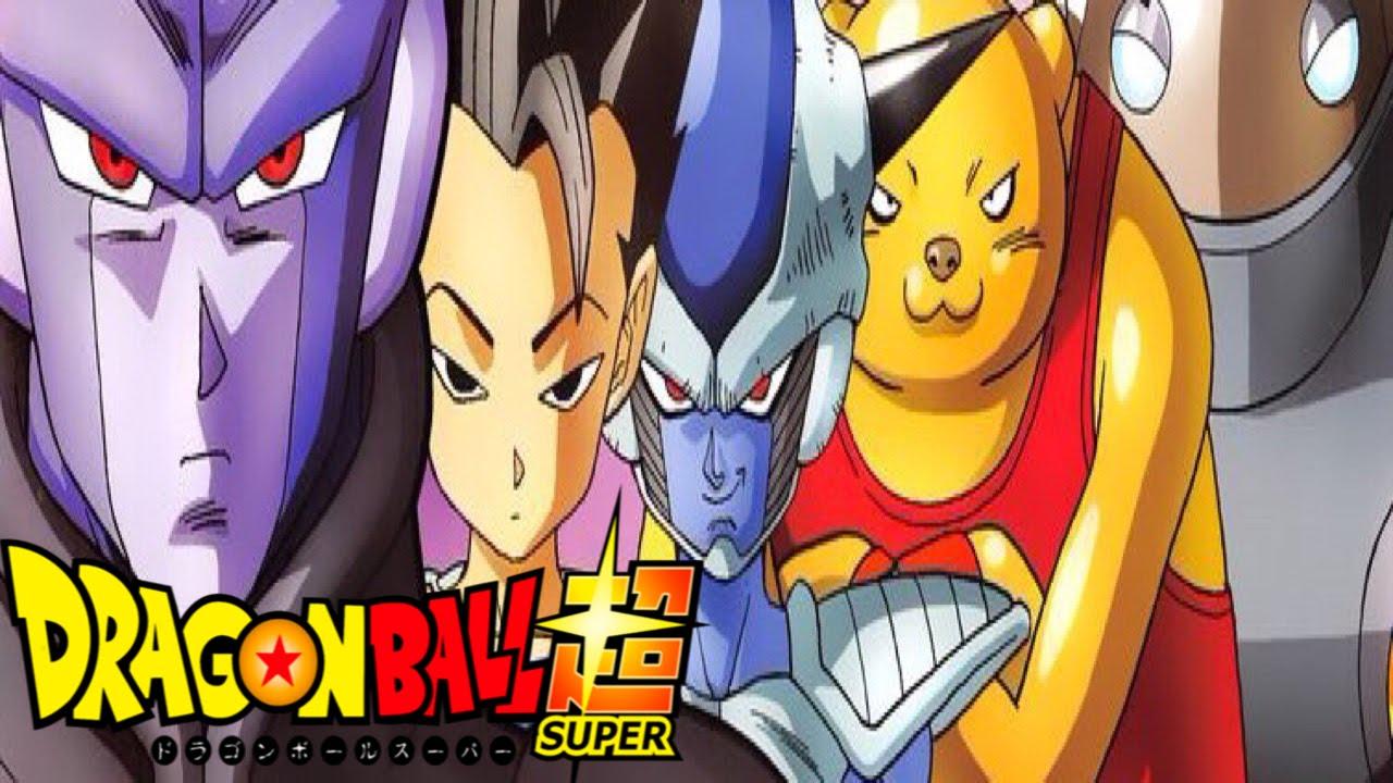 OMG! Dragon Ball Super SPOILERS! Champa39s Universe