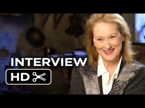 Into the Woods Interview - Meryl Streep (2014) - Musical HD