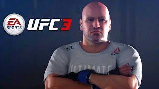 EA Sports UFC 3 - Dana White Fighter Reveal Trailer