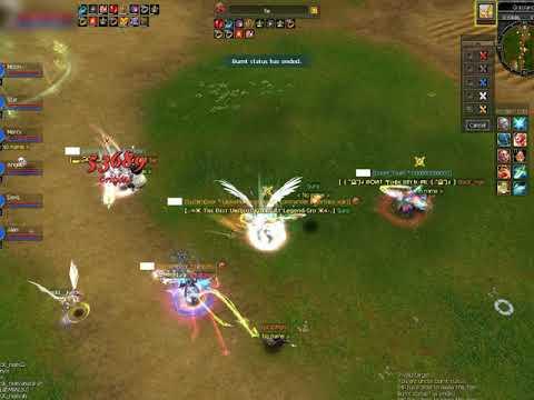SilkRoad Online Server Legend-Sro Suny Vs Far 15:0 Part 14