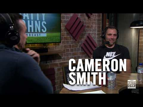 Cam Smith talks about 'influencing' refs, the salary cap drama + more | The Matty Johns Podcast