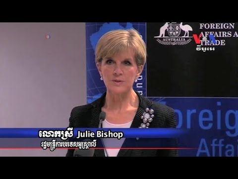 Australia Says Deal to Send More Refugees to Cambodia Still On មន្ត្រីអូស្ត្រាលីនៅតែមាន