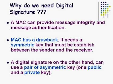 Sign your powerpoint presentation file with your digital signature.